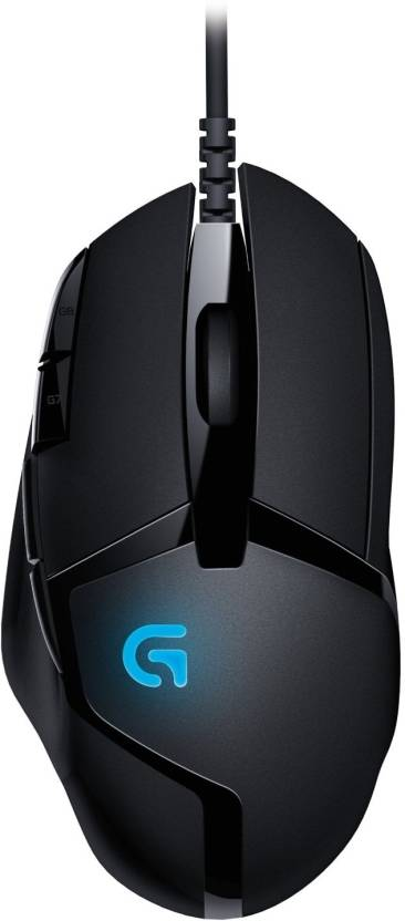 Logitech G402 Wired Optical Gaming Mouse USB, Grey