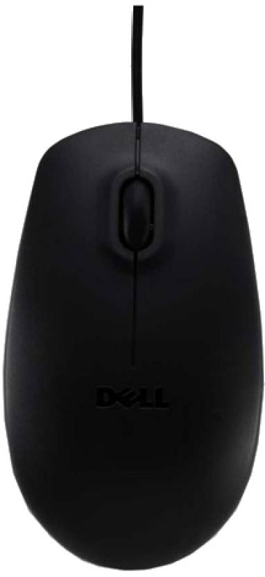 Dell MS111 3-Button Wired Optical Mouse