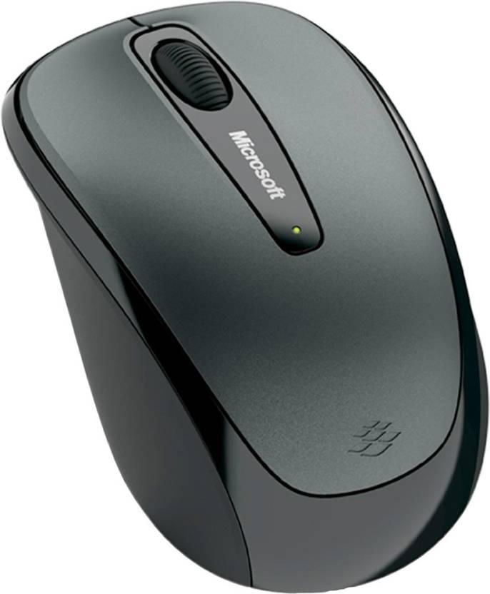 0047a0dbd2b Microsoft 3500 Wireless Optical Mouse - Microsoft : Flipkart.com