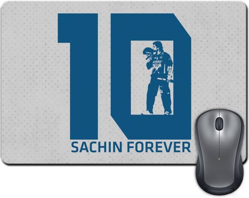 ShopMantra Sachin tendulkar Forever Mousepad