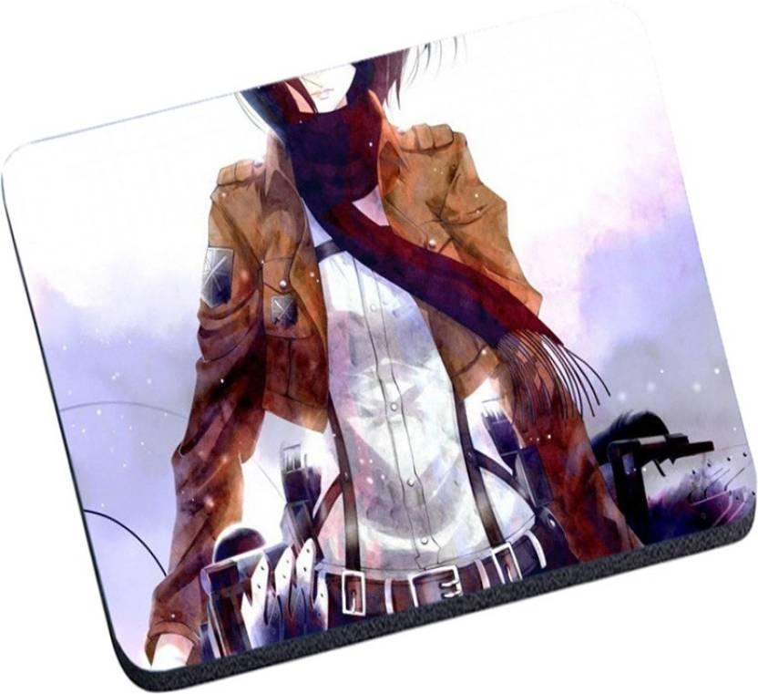 Magic Cases Critical Design Mikasa Ackerman Attack On Titan