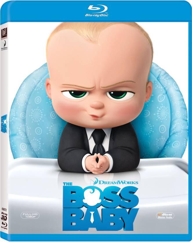 Boss Baby (3D Blu-Ray)