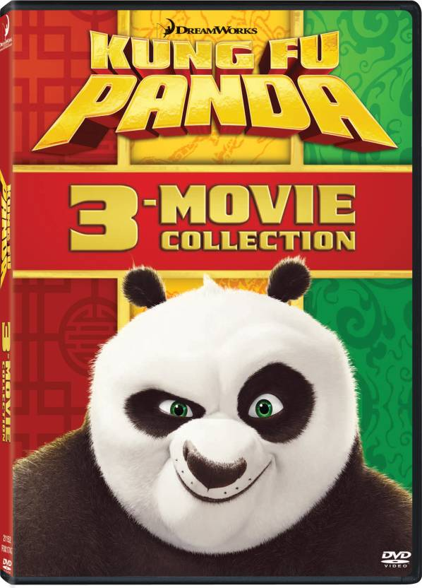 KUNG FU PANDA (3-MOVIE COLLECTION)