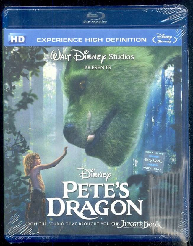Pete's Dragon - BD