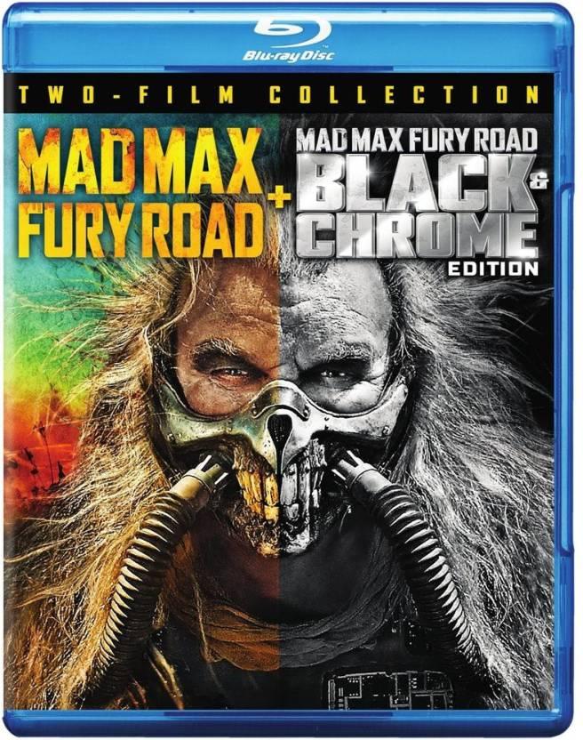 Mad Max Fury Road BD - Chrome Version – BD