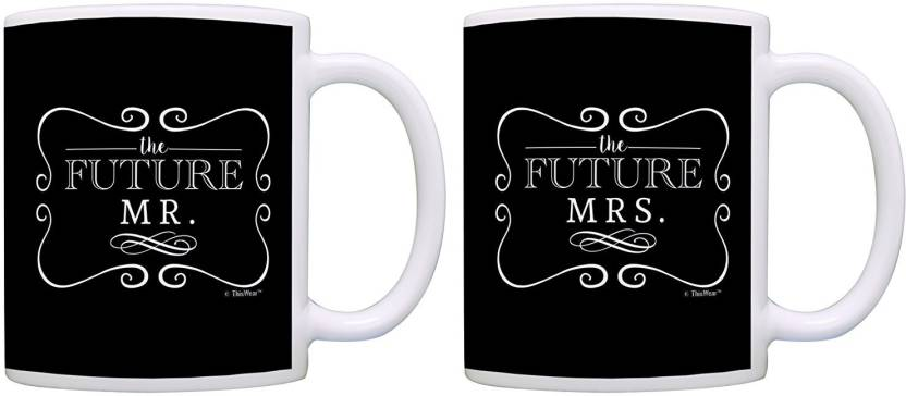 Muggies Magic Bridal Shower Gifts Future Mr Mrs Bride Groom