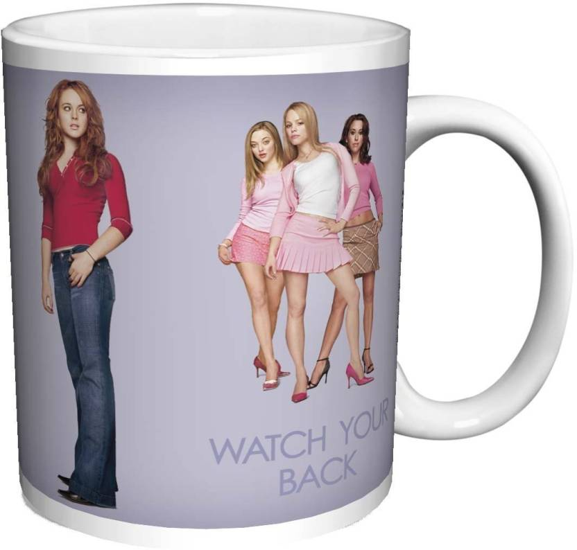 Muggies Magic Mean Girls Watch Your Back Teen Comedy Movie
