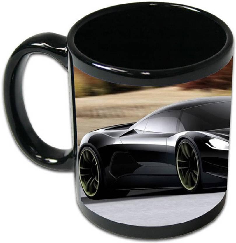 Muggies Magic Cars Hd Fantasy Sports Car Design 5194 Ceramic Mug
