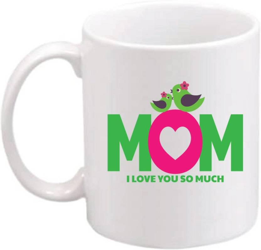 Only Owl Gift Mom I Love You So Much Owl322 Magic Ceramic Mug Price
