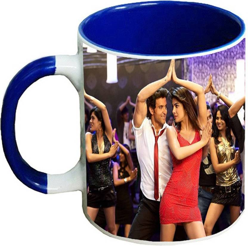 Muggies Magic Hrithik Roshan And Priyanka Chopra In Krrish 3