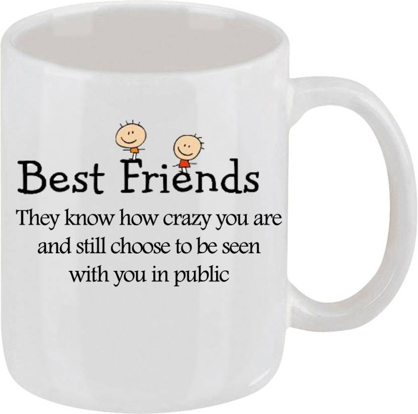 Ellicon C60 Funny Friendship Quotes Coffee Ceramic Mug Price In Interesting Quotes About Coffee And Friendship
