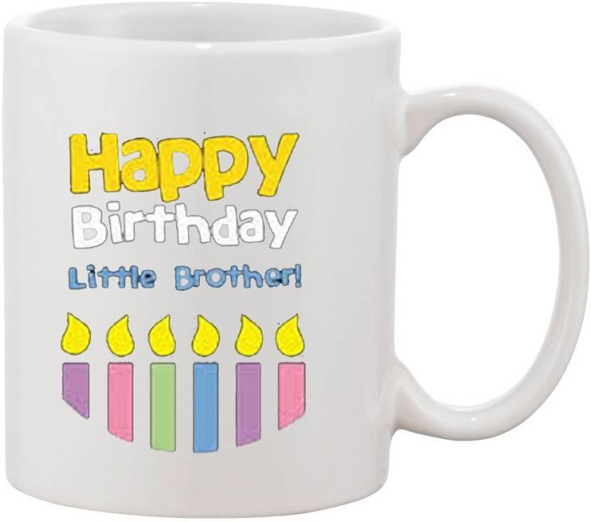 Happy Birthday Little Brother — Lovely Meme