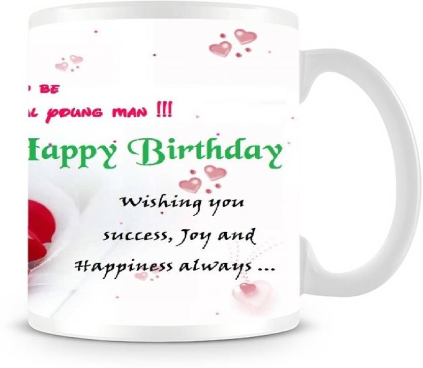 Jupiter09 Happy Birthday Wishes My Love Coffee Ceramic Mug