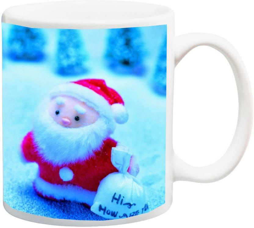 ME&YOU Gift for Children/Kids On Christmas;Santa Claus Printed ...