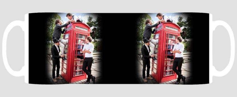 Mooch Wale One Direction Telephone Booth Take Me Home