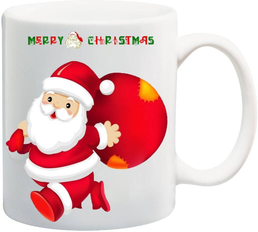 ME&YOU Merry Christmas Gift for Kids/Children;Santa Claus Printed ...