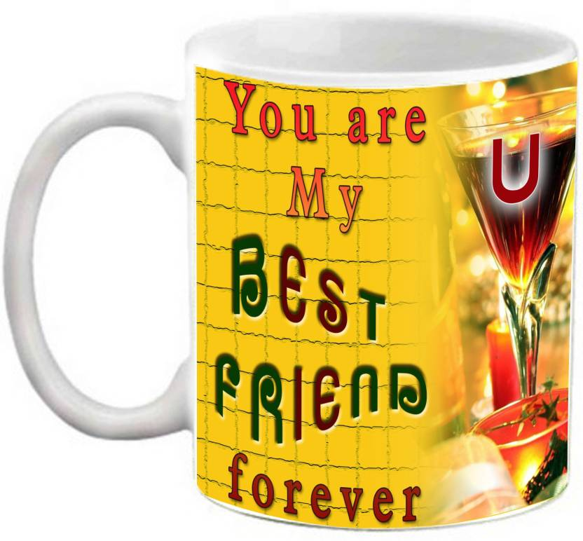 Efw You Are My Best Friend Forever Ceramic Mug Price In India Buy