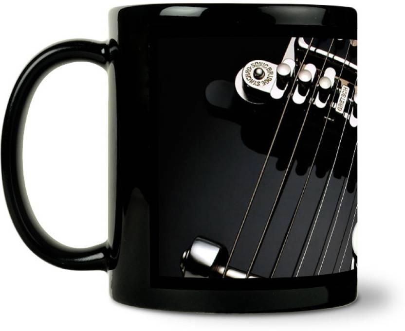 Bluegape Guitar Chords MB00006703 Ceramic Mug Price in India - Buy ...