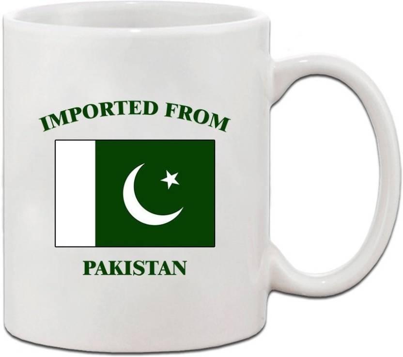Muggies Magic Imported From Pakistan Pakistanis Pakistanis Ceramic Coffee Tea Cup 11 Oz Ceramic Mug