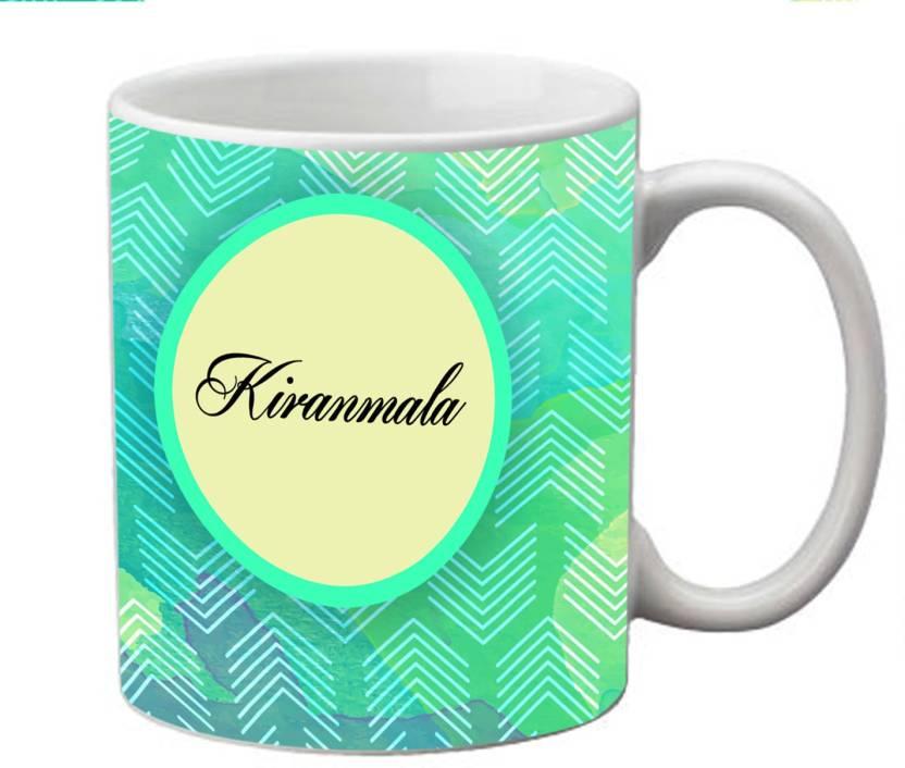 meSleep Kiranmala Ceramic Mug Price in India - Buy meSleep