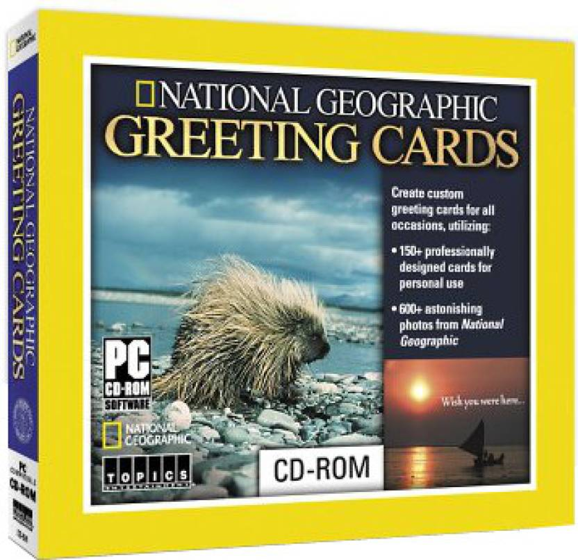 Topics Entertainment National Geographic Greeting Cards Price in ...