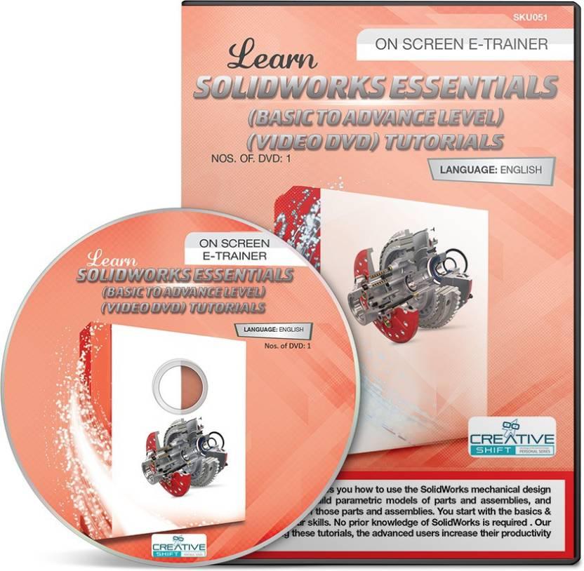 CreativeShift SolidWorks 2015 (Basic to Advance level
