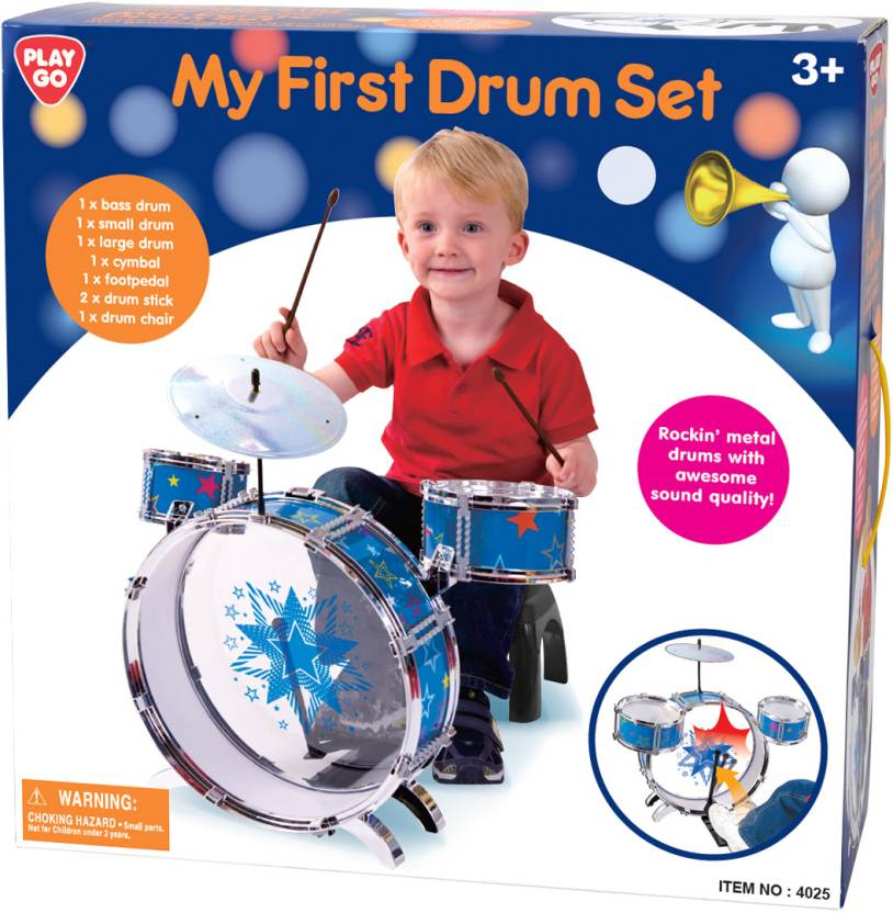 Playgo My First Drum Set My First Drum Set Shop For Playgo