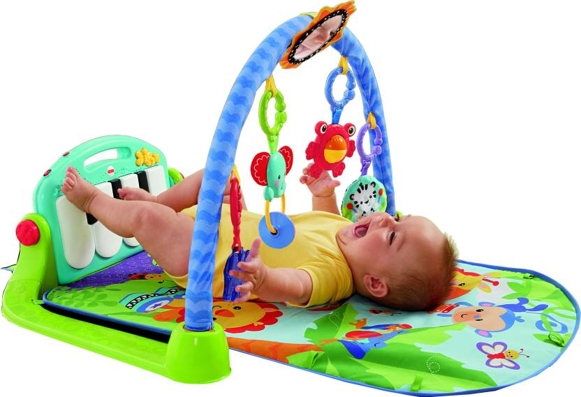 03bd44d52c680 Fisher-Price Kick and Play Piano Gym - Kick and Play Piano Gym . shop for  Fisher-Price products in India. Toys for 0 - 18 Months Kids.