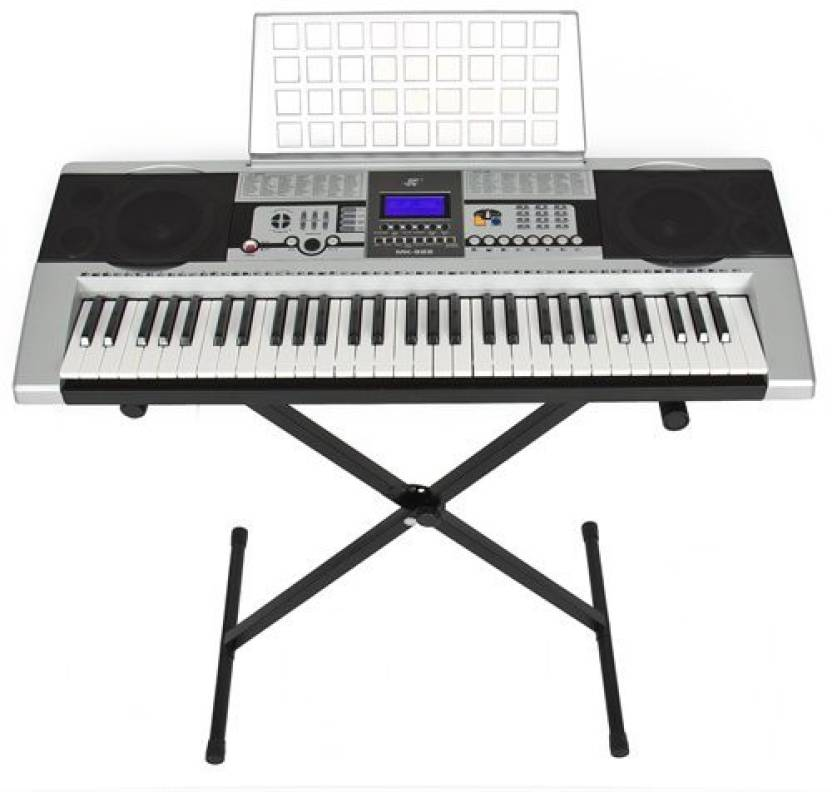 Best Choice Products Electronic Music Keyboard Electronic Piano With X  Stand LCD Display Screen
