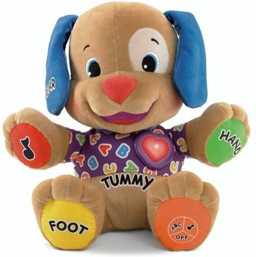 Fisher Price Laugh Learn Love To Play Puppy Laugh Learn Love