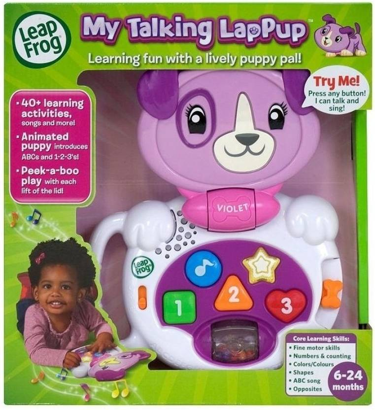 LeapFrog My Talking Lappup