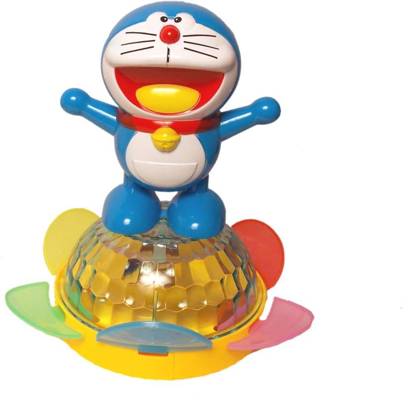 Shopalle Doraemon musical toy (Multicolor)
