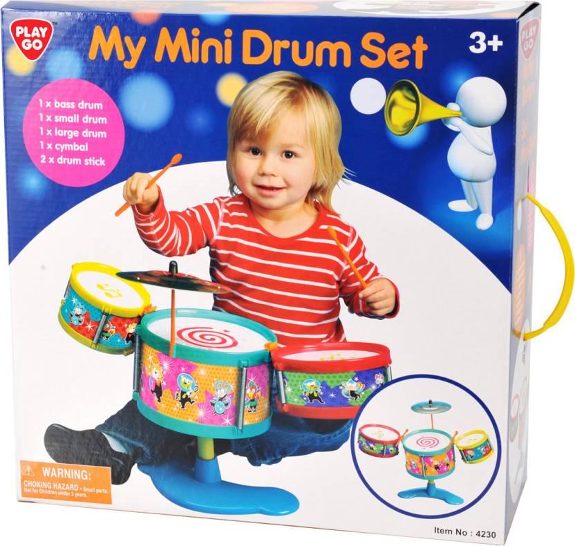 Playgo My Mini Drum Set My Mini Drum Set Shop For Playgo
