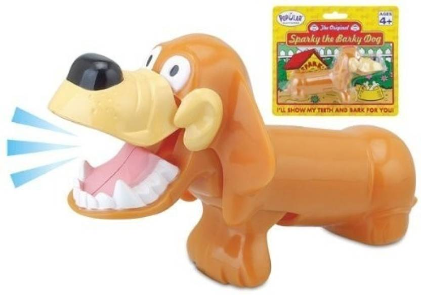 Toysmith Sparky the Barky Dog