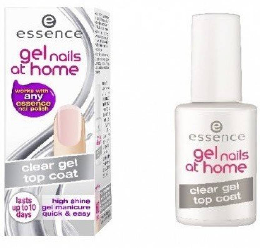 Essence Gel Nails At Home Clear Top Coat 76041