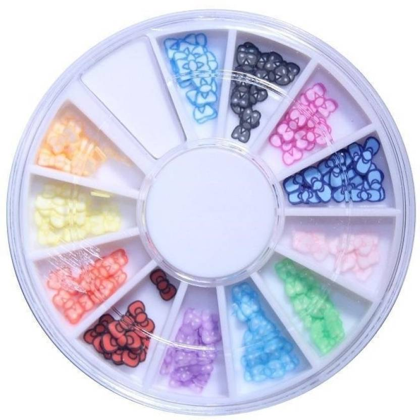 Atanands Fimo Bow Polymer Clay Nail Art Canes Price In India Buy