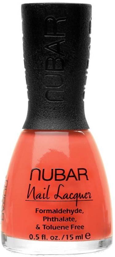Nubar Nail Polish Palau Coral 35 Price In India Buy Nubar Nail