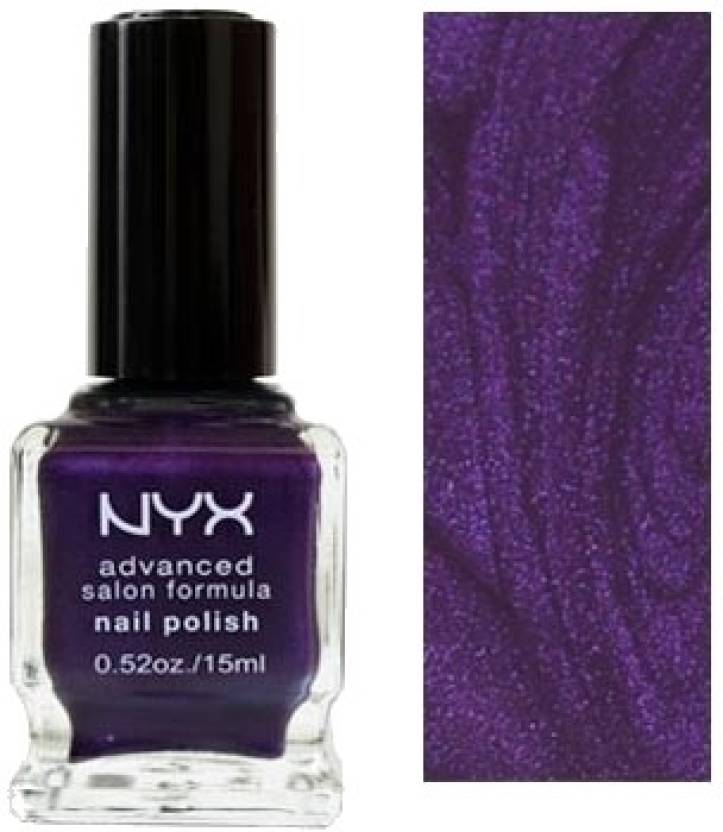 Nyx Nail Polish Dark Purple NPS - 172 - Price in India, Buy Nyx Nail ...