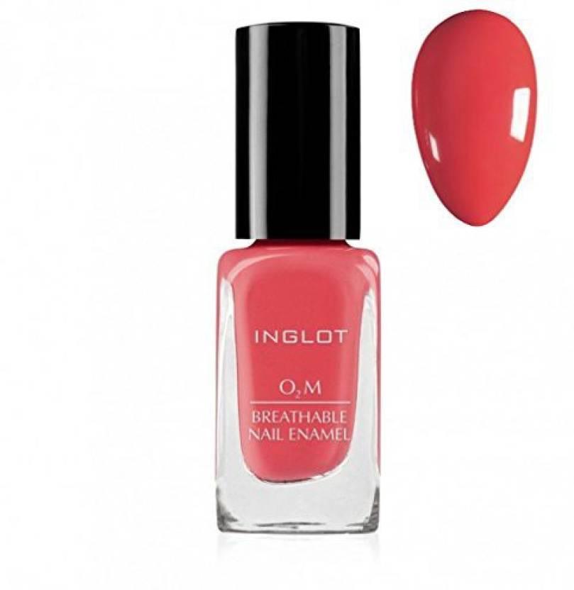 inglot o2m breathable halal nail polish pink buy inglot o2m