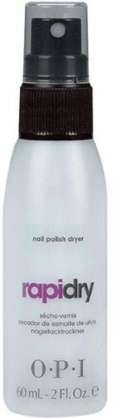 Opi Rapidry Spray Nail Polish Dryer Price In India Buy