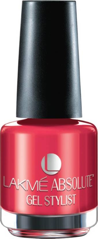 Lakme Absolute Gel Stylist Coral Rush Price In India Buy Lakme