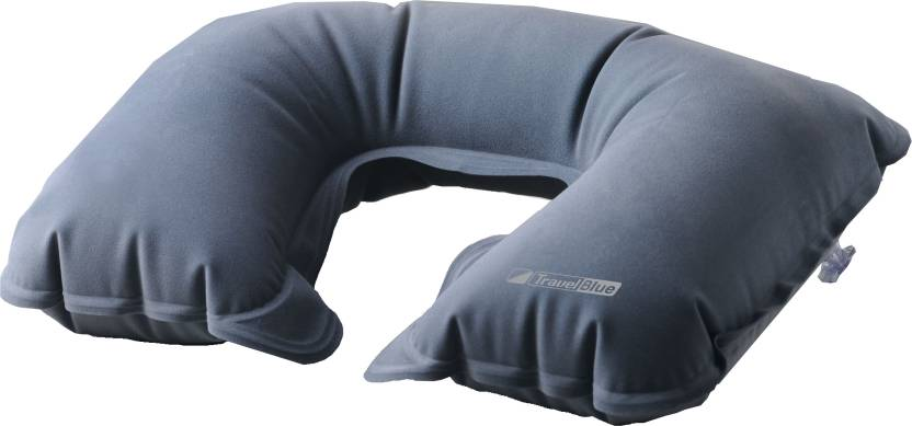 Travel Blue Neck Pillow