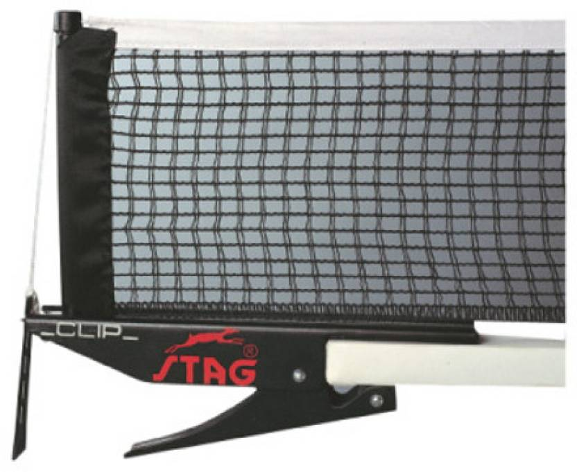 Stag Clip Table Tennis Net - Buy Stag Clip Table Tennis Net Online at Best Prices in India - Table Tennis   Flipkart.com