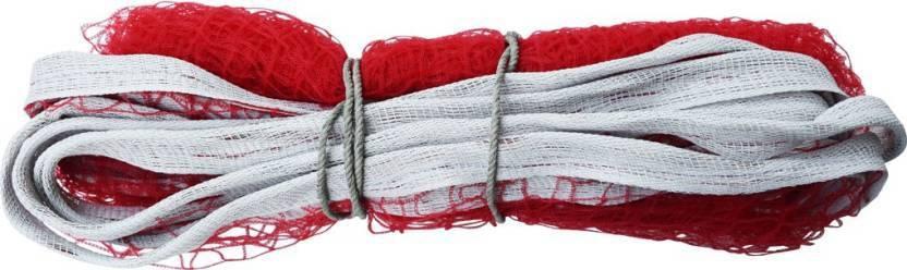 Whimsical Sports Rollnet red Badminton Net