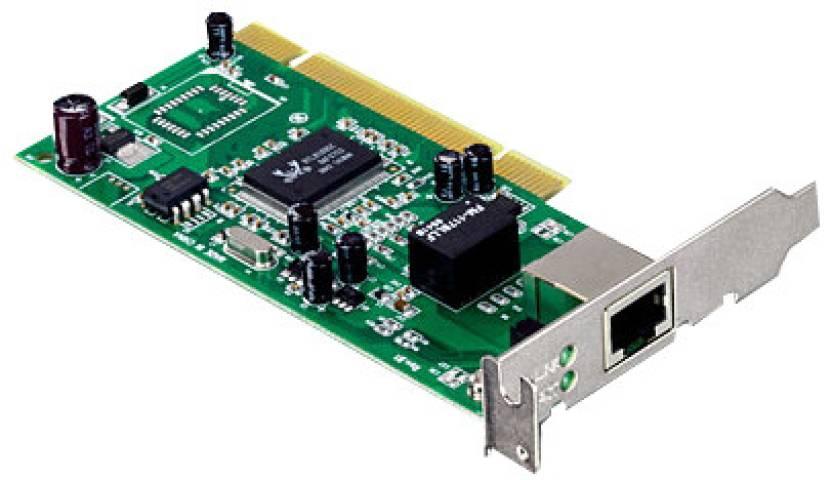 TRENDnet Low Profile Gigabit PCI Adapter Network Interface Card