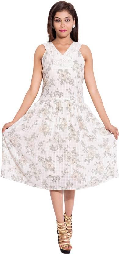 61f0f8d1b1 Forever 9teen Women's Nighty - Buy Off White Forever 9teen Women's ...