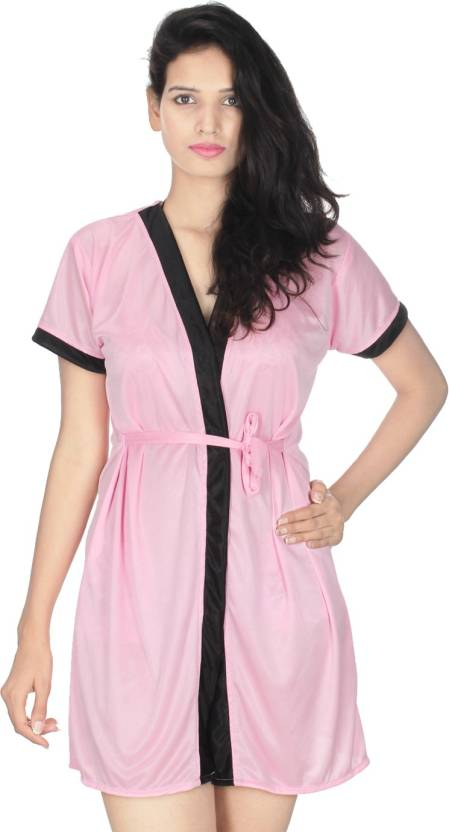 Kanika Women s Robe - Buy Light Pink Kanika Women s Robe Online at ... ab96957b4