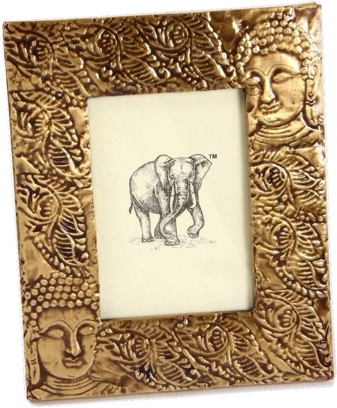 MohanJodero Wood, Metal Photo Frame Price in India - Buy MohanJodero ...
