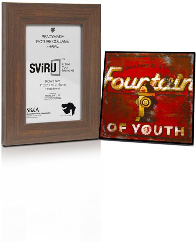 Sviru MDF Photo Frame