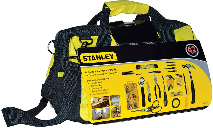Stanley 42 Piece Tool Kit Price In India Buy Stanley 42